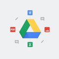 Scammers are now trying to catch you out with Google Drive notifications