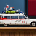 Lego's latest version of Ghostbusters' Ecto-1 is the most detailed yet