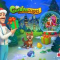 Jump into the lively world of Gardenscapes on AppGallery now