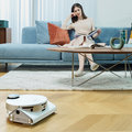 Samsung JetBot 90 AI+ has a messy name, but promises to smartly clean your home