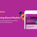 Spotify Kids gets shared playlists for added parental control