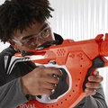 Nerf Rival Curve Shot blasters can fire around corners