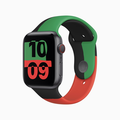 A Apple fez uma edição limitada do Apple Watch Black Unity Collection