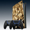 Here's a PS5 even scalpers won't go near - gold edition costs $500K