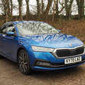 Skoda Octavia iV plug-in hybrid review: A step into the future?