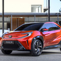 Toyota Aygo X Prologue in pictures: A glimpse of the next-gen city runabout