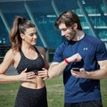 Myzone's latest heart rate monitor can be worn on the chest, arm, or wrist