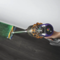 Dyson's V15 Detect vacuum shines a green laser to reveal hidden dirt and dust