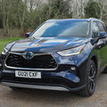 Toyota Highlander Hybrid review: 'There can be only one!'