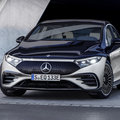 Mercedes EQS sets the S Class standard for luxury electric cars
