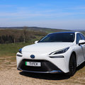 Toyota Mirai (2021) first drive: The argument for hydrogen