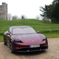 Porsche Taycan Cross Turismo review: In a wonderful world of its own