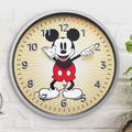 Amazon brings the Mickey Mouse edition of its Echo Wall Clock to the UK