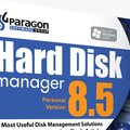 Win a copy of Paragon Hard Disc Manager 8.5