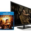 Win a Toshiba 3D TV and Immortals on 3D Blu-ray
