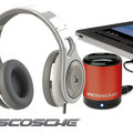 WIN: A Scosche bundle worth £500 by inventing your ideal gadget