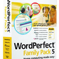 Corel WordPerfect Family Pack 5 review