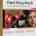 Jasc Paint Shop Pro 8 review