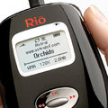 Rio ce2100 mp3 player review
