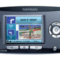 Navman iCN 320 GPS unit review