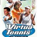 Sega Virtua Tennis World Tour - PSP