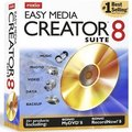 Roxio Easy Media Creator 8 - PC review