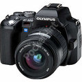 Olympus E-500  DSLR digital camera review