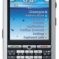 Blackberry 7130g smartphone