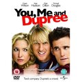 You, Me and Dupree - DVD review