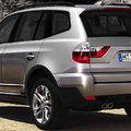 BMW X3 2.0d SE review