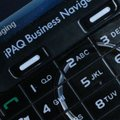 HP iPAQ 614c Business Navigator mobile phone