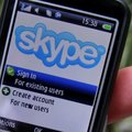 Skypephone S2 mobile phone