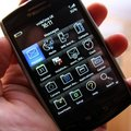 BlackBerry Storm mobile phone review