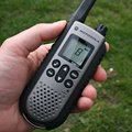 Motorola TLKR T7 walkie-talkies