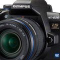 Olympus E-620 DSLR camera review