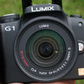 Panasonic Lumix DMC-G1 digital camera review