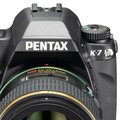 Pentax K-7 DSLR camera review