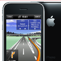 Navigon MobileNavigator for iPhone