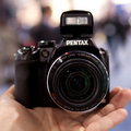 Pentax X70 digital camera  review