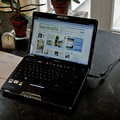 Toshiba Satellite U500-178 notebook   review