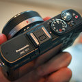 Panasonic Lumix DMC-GF1 camera   review