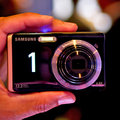 Samsung ST550 compact camera   review