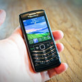 BlackBerry Pearl 3G (9105) First Look review