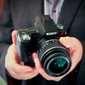 First Look: Sony Alpha A55