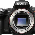 Sony Alpha SLT-A55   review