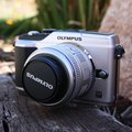 First Look: Olympus E-PL2   review