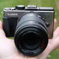 Panasonic Lumix GX1  review