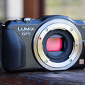 First Look: Panasonic Lumix DMC-GF5  review