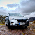 Mazda CX5 2.2 TDI AWD  review