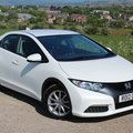Honda Civic 1.4 iVTEC SE review